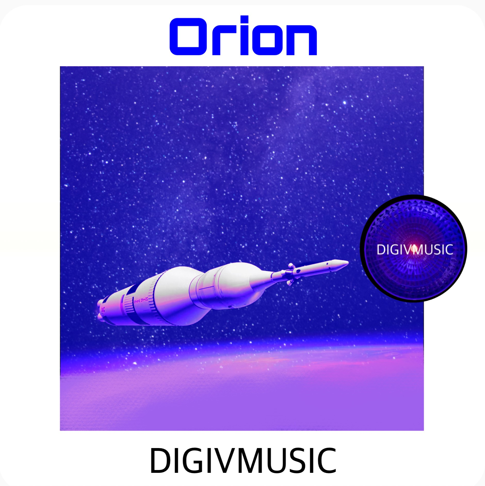 Music track Orion by DIGIVMUSIC