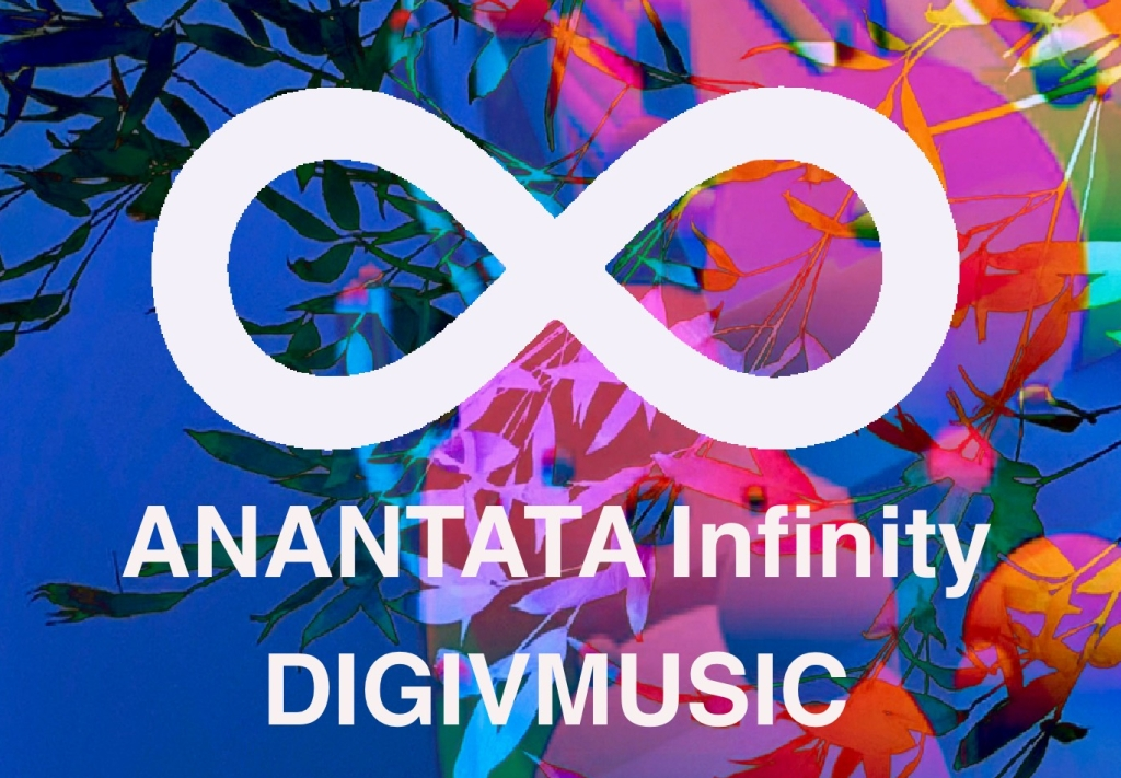 Thumbnail for ANANTATA infinity ALBUM by DIGIVMUSIC